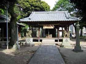 井尻地禄神社
